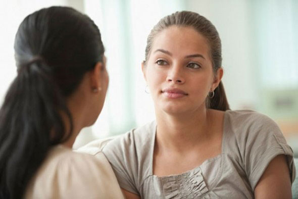 two women talking - professional counseling - brass tacks recovery